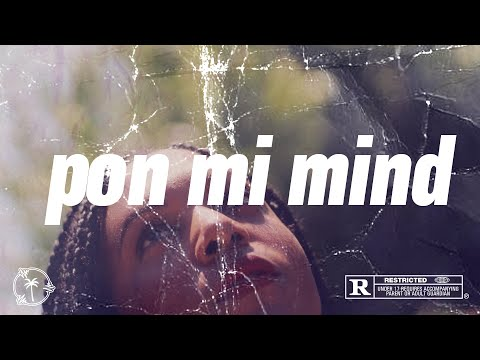 "Chronixx Type Beat ""Pon Mi Mind"" Reggae Instrumental Beat 2018"