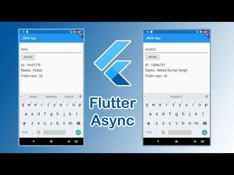 How to load JSON data in Flutter? - Nitish Kumar Singh - Medium