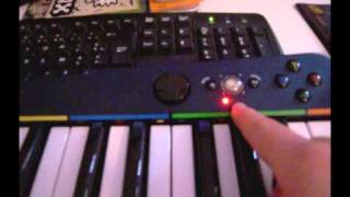 How to Use the Rock Band 3 Keyboard as MIDI Device