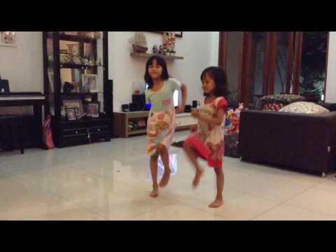 Diffa and Chelsea Dance