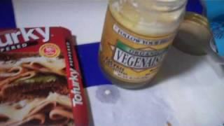 How To Make A Vegan Sandwich