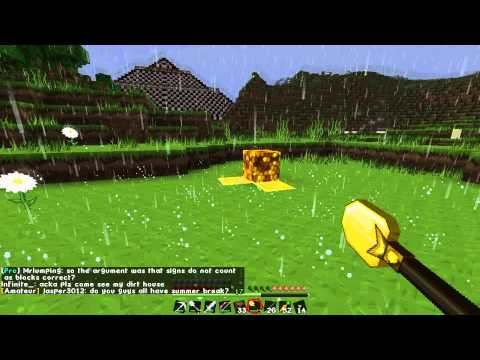 Minecraft: Optic Craft Survival: How to Claim Land!
