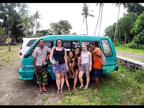 Traveling to Indonesia - GoPro Hero4