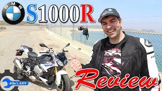 2017 BMW S1000R complete review! (same as 2018)