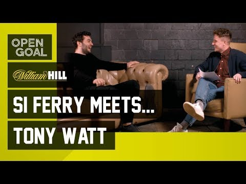 Si Ferry Meets...Tony Watt - Dream Celtic Debut, Playing with Idols, Barca Goal, The Future