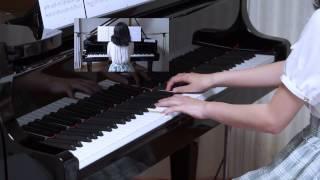 2015年5月17日 録画、 全音ピアノピースの楽譜を使って再アップの要望が...