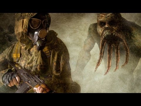 Прохождение S.T.A.L.K.E.R. Тень Чернобыля Часть 1