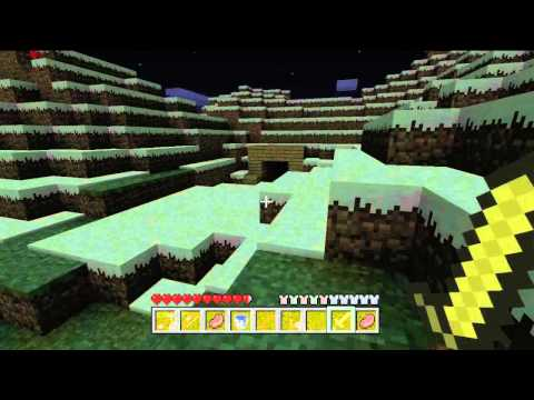 Minecraft: Xbox 360 Edition - HUNGER GAMES! - Game #1 (FAIL!)