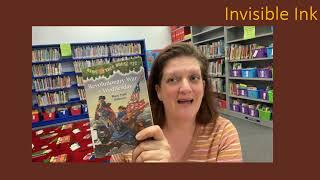 Invisible Ink - An Explore-it video with Manor Public Library