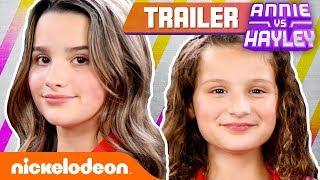 Annie LeBlanc & Hayley LeBlanc NEW YouTube Series Trailer | Annie vs. Hayley