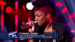 Tyanna - Mr.Know It All (Top 8)