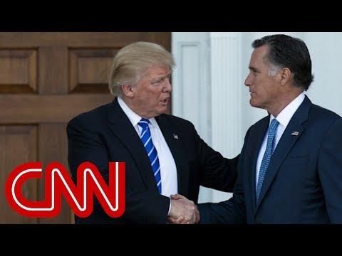 Mitt Romney slams Trump in new op-ed