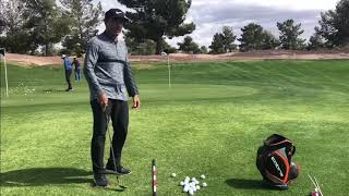 Short Game Discussion With My Golf School Students. | Martin Chuck | Tour Striker Golf Academy
