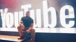 دعوة من يوتيوب ومغامرات في اول فلوج !