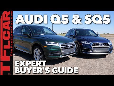 Watch This Before You Buy a New Audi Q5 or SQ5: TFL Expert Buyer's Guide