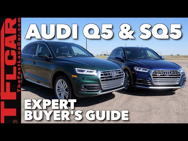 Watch This Before You A New Audi Q5 Or Sq5 Tfl Expert Er S Guide