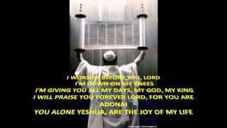 Kadosh Ata by Joshua Aaron (Lyrics)