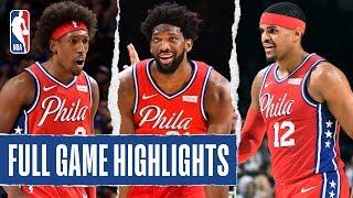 HEAT at 76ERS | FULL GAME HIGHLIGHTS | November 23, 2019
