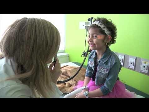 Lurie Children's Stories of Hope: Alyssa Fighting Leukemia