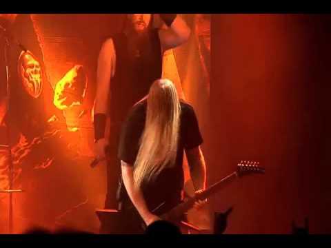 Amon Amarth - Releasing Surtur's Fire (Live)