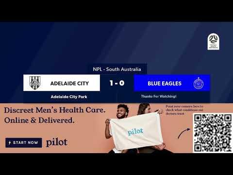 🏆 NPL SA Round 1️⃣3️⃣, 🏟 Adelaide City Vs Adelaide Blue Eagles #NPLSA