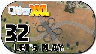 Let's Play Cities XXL Deutsch Part 32 Endlich ist die Autobahn fertig