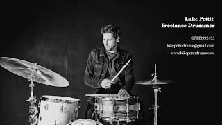 Luke Pettit - Freelance Drummer Showcase