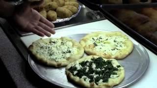 Pizza In Largo Fl. Fresh Tomato And Basil. White Pizza. Meatball Slider Largo. Catering