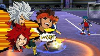 Inazuma Eleven Go Strikers 2013 Inazuma Legend Japan Vs Little Gigant Wii 1080p (Dolphin/Gameplay) thumbnail
