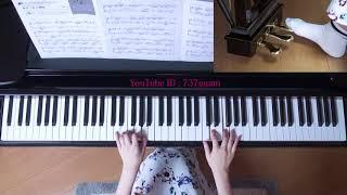 使用楽譜;月刊ピアノ2017年11月号、 難易度・中級(採譜者;川田千春)...