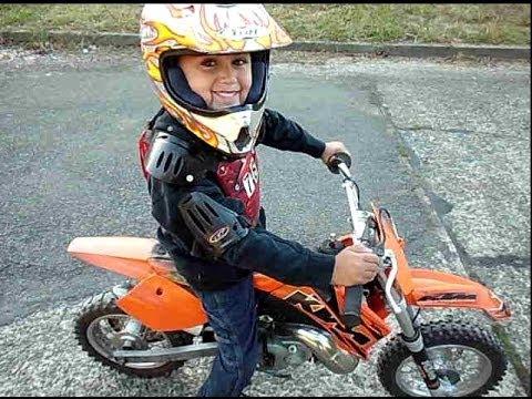 Wyatts new KTM pro jr 50 Lc