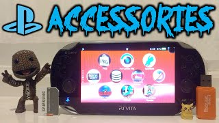 Must Have PS Vita Accessories!