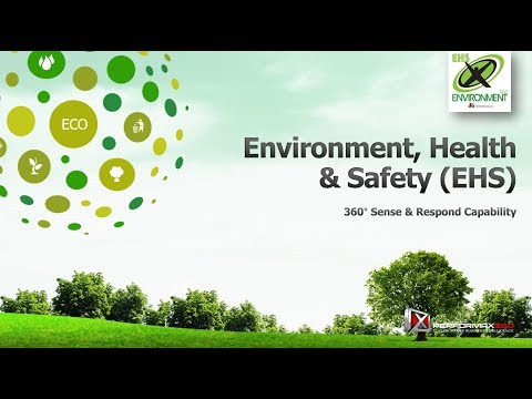 Environment, Health & Safety (EHS) Effectiveness