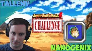 Time to Race Nano! Hybrid Saiyans Super Battle Road Race: DBZ Dokkan Battle