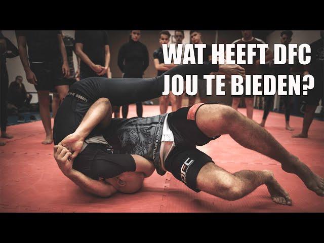MMA trainen in Ridderkerk? Dan is dit iets voor jou!