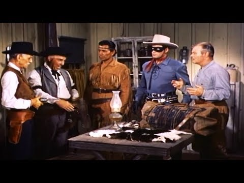 The Lone Ranger | Trouble at Tylerville | HD | TV Series English Full Episode