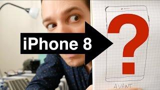 À quoi ressemblera l'iPhone 8 ?
