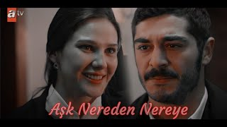 Maraşlı (Celal)& Mahur Klip - Aşk Nereden Nereye...