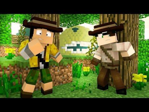 Minecraft: AVENTURA - NOVA SÉRIE DO CANAL? #1