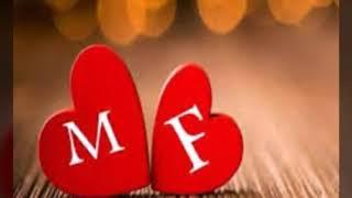 صور حرف F و حرف M ع اغنيه احبك موت طلب احد المشتركين تصميمي Youtube