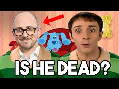 Is Steve from Blues Clues DEAD!?