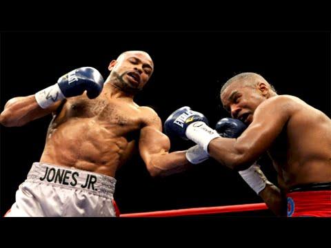 Roy Jones Jr Vs Felix Trinidad - Highlights (Jones BEATS Trinidad)