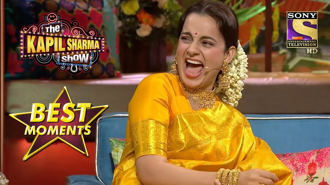 Download Fans ने समझा Kangana चलाती हैं Shoes की दुकान | The Kapil Sharma Show Season 2 | Best Moments