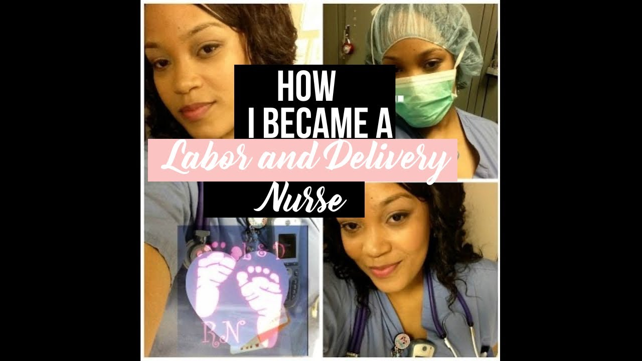 Being a Labor and Delivery Nurse - YouTube