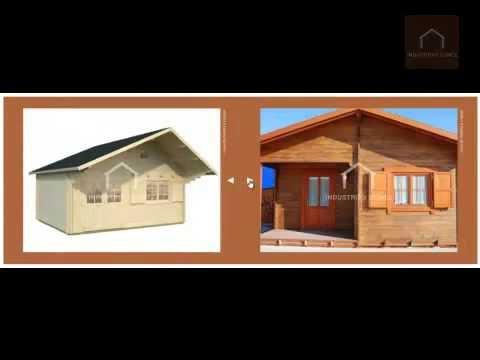 Industrias g mez casas prefabricadas casas de madera - Youtube casas de madera ...