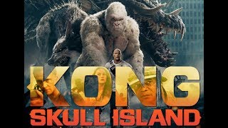 Kong: Skull Island Trailer (Rampage 2018 Style)