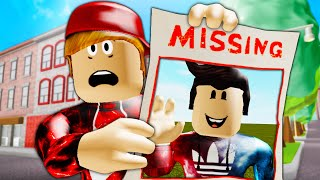 The Missing Child: A Sad Roblox Movie