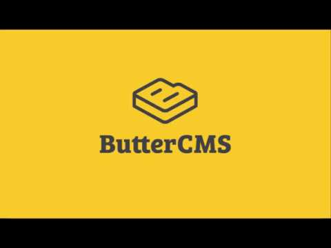 Angular CMS - #1 Headless CMS for Angular | ButterCMS