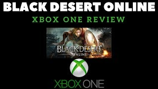 Black Desert Online BDO Xbox One Beta Review - Is This Game Worth Playing?