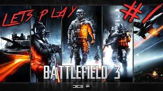 Let's Play Battlefield 3 | OPERATION SWORDBREAKER